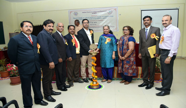 Dr. Pravin K. Pawar had received seminar grant of Rs 50000/- from Indian Council of medical Research (ICMR).